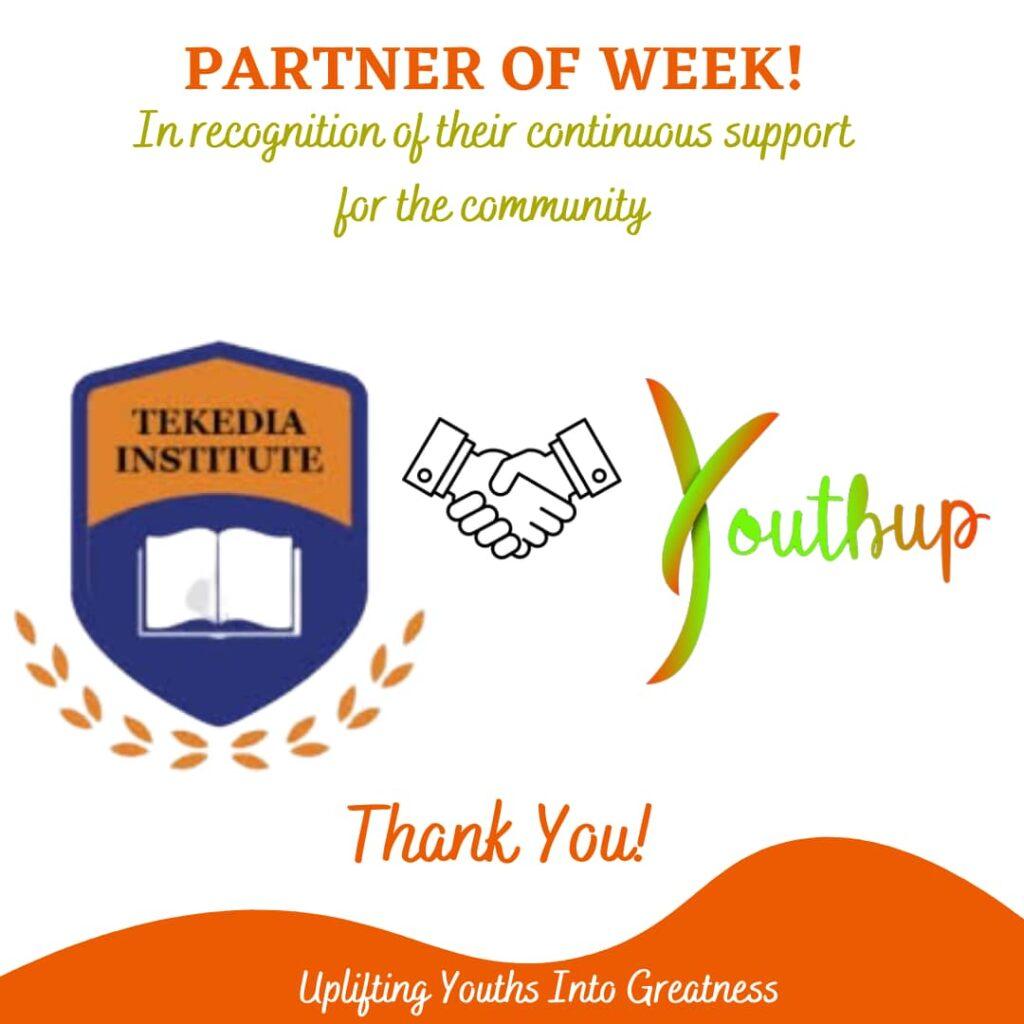 Partnership spotlights the week
