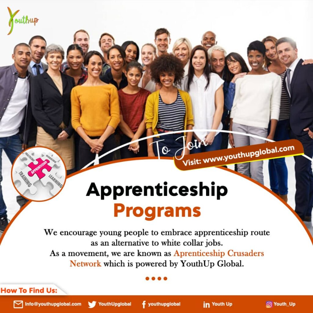 YouthUp Skill Acquisition Programme