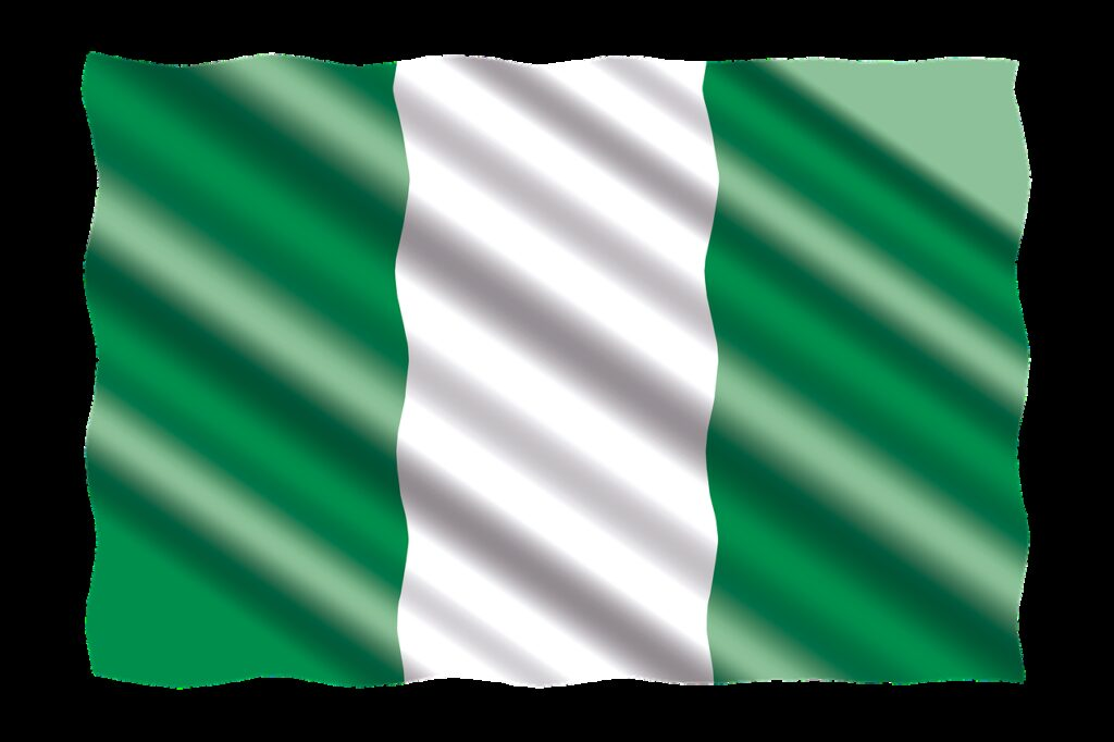 international, flag, nigeria
