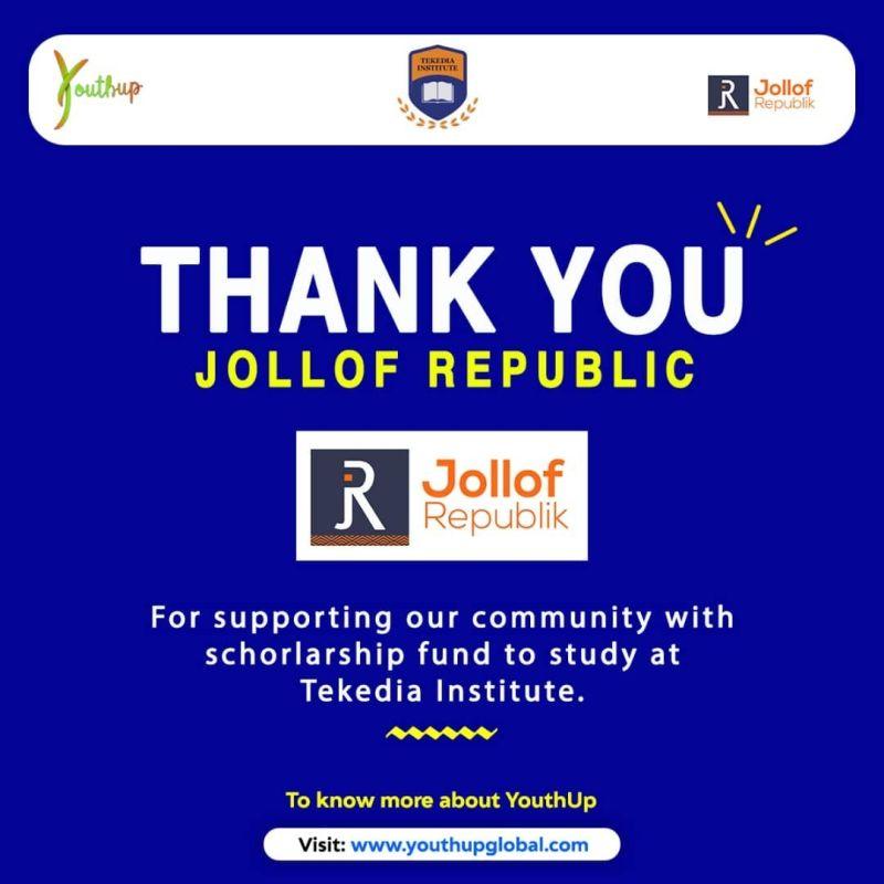 Jollof Republic Announces Successful Candidates for Mini MBA at Tekedia Institute